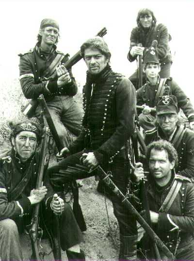 Series 2 Sharpe S Company Enemy And Honour