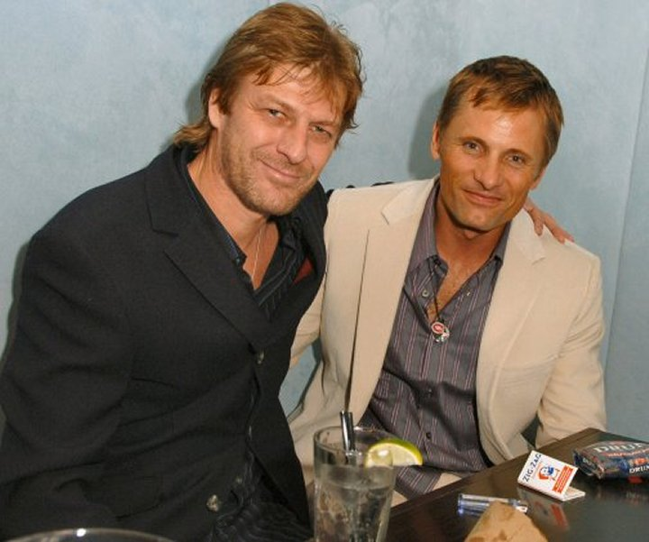 Sean Bean And Viggo Mortensen | www.pixshark.com - Images ...