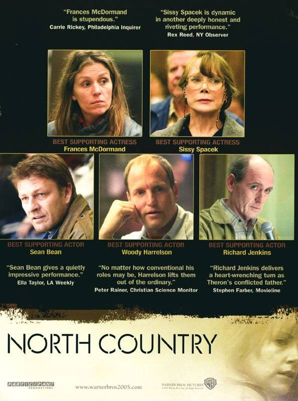 stereotypes in the movie north country Transcript of class stereotypes in the movie industry  class stereotypes in the movies:  university of north carolina press.